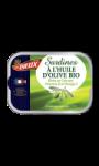 Sardines huile d'olive bio Les Dieux