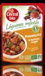Légumes Mijotés Provençale & haricots rouges Céréal Bio