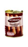 Saucisses Frankfurt Nobre