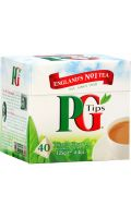 Thé  PG Tips