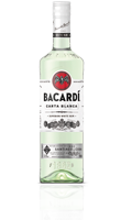 Rhum blanc Bacardi Carta Blanca