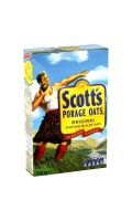 Céréales flocons d'avoine Scott's Porage Oats
