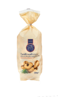 Biscuits apéritifs salés à l'huile d'olive Terre d'Italia