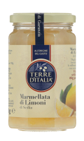 Confiture citron de Sicile Terre d'Italia