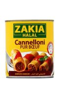 Cannelloni pur bœuf halal  Zakia