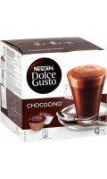 Chocolat capsules Chococino Dolce Gusto