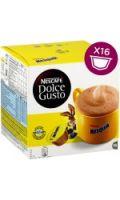Chocolat capsules Dolce Gusto