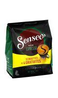 Café dosettes noir Espresso Senseo