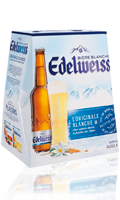 Bière blanche Edelweiss