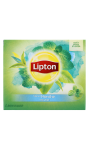 Lipton Thé Vert Menthe 50 Sachets 80g