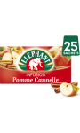 Elephant Infusion Pomme Cannelle 25 Sachets 55g