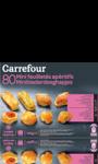 80 Mini feuilletés apéritifs Carrefour