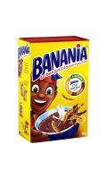 Chocolat en poudre banane cacao 3 céréales Banania
