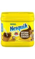 Chocolat en poudre goût extra choco NESQUIK