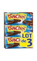 Biscuits chocolat au lait Delacre