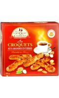 Biscuits Croquets amandes Le Croquet de Charost