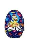 Bonbons œuf chocolat lait & bonbons Smarties