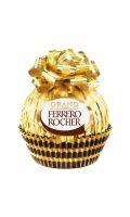 Chocolats au lait/éclats noisettes Ferrero Rocher