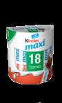 Barres chocolatées chocolat lait/fourrage lait Kinder Maxi