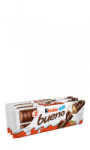 Barres chocolatées lait et noisettes Kinder Bueno