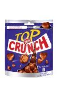 Bonbons chocolat lait cœur céréales Crunch