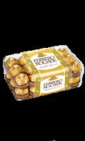 Bonbons rochers chocolat lait & noisettes Ferrero Rocher