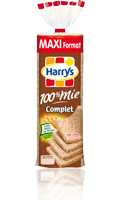 100% Mie Complet Maxi Format Harrys