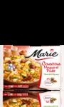 Couscous Merguez et Poulet, semoule et légumes surgelé Marie