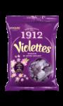 Bonbons Violettes goût acidulé Georges Verquin