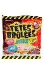 Chewing-gum Têtes Brûlées Le Bubble goût fraise et cola