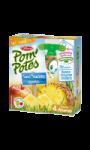 Compote pomme ananas s/sucres ajoutés Pom'Potes
