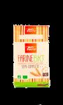 Farine bio de blé semi-complète T110 Mon Fournil