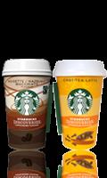Starbucks Discoveries Chaï Tea Latte ou Noisette Macchiato