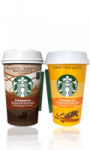 Starbucks Discoveries Chaï Tea Latte ou Noisette Macchiato