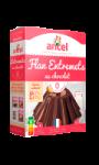 Préparation dessert flan entremets chocolat Ancel