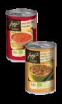 Soupe bio tomates Amy's Kitchen