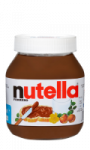 Pâte à tartiner noisettes et cacao Nutella