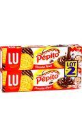 Biscuits chocolat noir Pépito