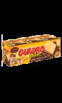 Biscuits gaufrettes praliné Quadro