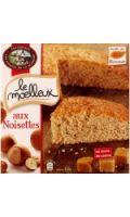 Gâteaux moelleux aux noisettes Comtes de la Marche