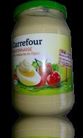 Mayonnaise à la Moutarde de Dijon Carrefour