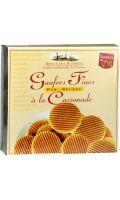 Biscuits cassonade Biscuiterie Bourdon