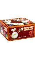 Biscuits Rousquilles meringue Le Tech