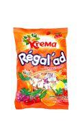 Bonbons aux fruits Kréma