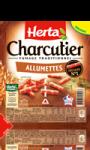 Allumettes Charcutier Herta