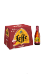 Bière Ruby Leffe