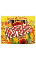 Bière arômatisée tequila Desperados