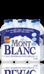 Eau minérale naturelle Mont Blanc Eau