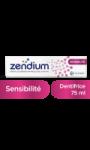 Zendium Dentifrice Sensibilite 75ml
