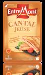 Tranches de Cantal Jeune Entremont